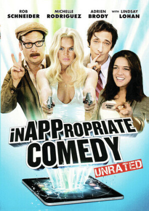 InAPPropriate Comedy (2013) (Unrated)