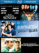 Varsity Blues / Any Given Sunday / We Are Marshall - Football Triple Feature (3 Blu-rays)