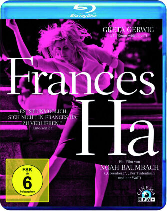 Frances Ha (2012) (s/w)