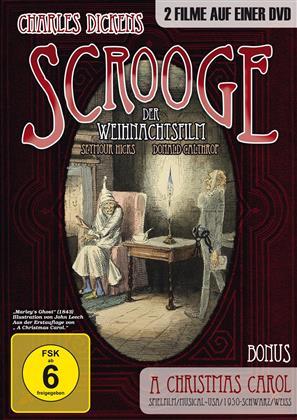 Scrooge - Der Weihnachtsfilm / A Christmas Carol - Charles Dickens