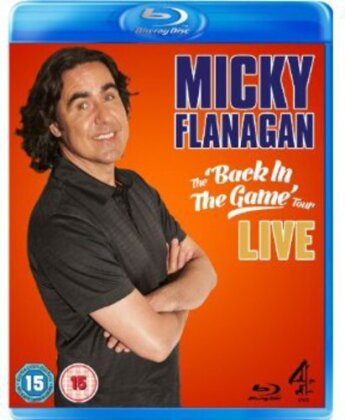 Flanagan,Micky - Back In The Game