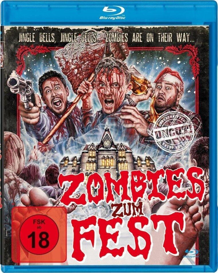 Zombies zum Fest (2011) (Uncut)