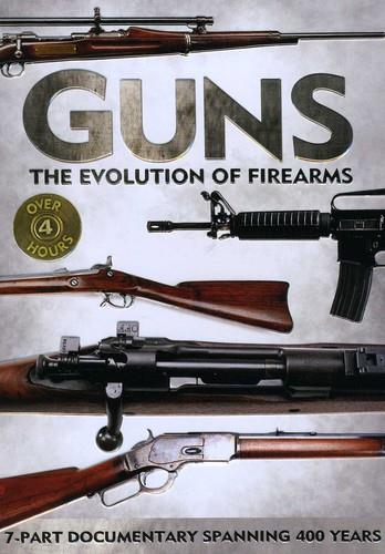 Guns: The Evolution of Firearms (Collector's Edition, 2 DVDs)
