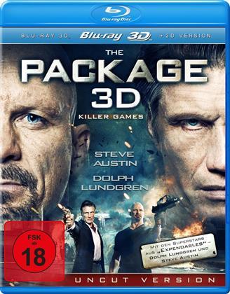 The Package - Killer Games (2012) (Uncut)