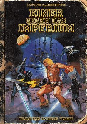 Einer gegen das Imperium (1983) (Limited Edition, Mediabook, Uncut)