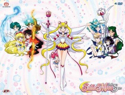 Sailor Moon Sailor Stars - Stagione 5 - Box 1 (Versione Rimasterizzata, 4 DVD)