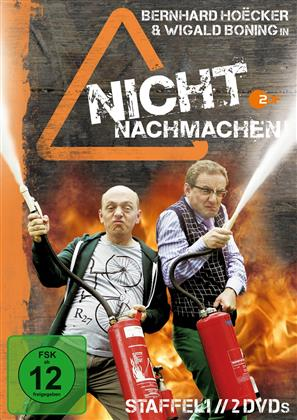 Nicht Nachmachen! - Staffel 1 (2 DVDs)