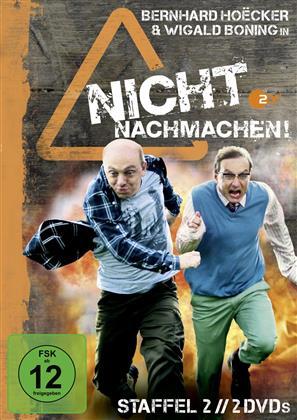 Nicht Nachmachen! - Staffel 2 (2 DVDs)