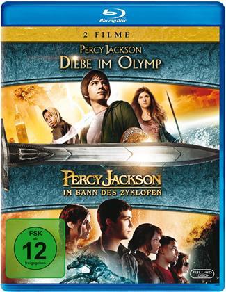 Percy Jackson 1 & 2 (2 Blu-rays)