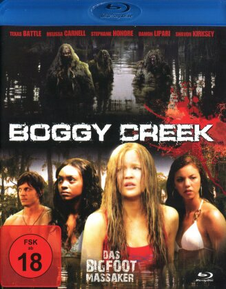 Boggy Creek - Das Bigfoot Massaker (2010) (2 Blu-rays)