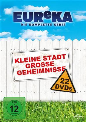 Eureka - Die komplette Serie (22 DVD)