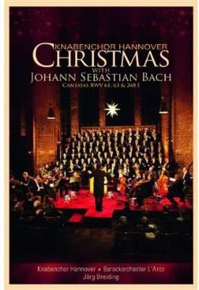 Barockorchester L'Arco, Knabenchor Hannover, Jörg Breiding, … - Bach - Cantatas / Christmas Oratorio - Christmas with Johann Sebastian Bach