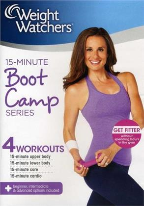 Weight Watchers - 15-Minute Boot Camp Series