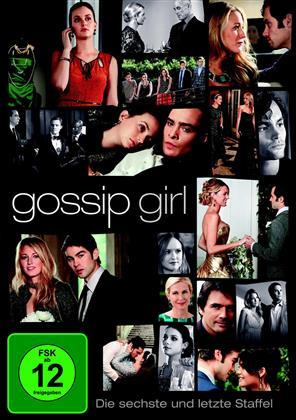 Gossip Girl - Staffel 6 (Finale Staffel) (3 DVDs)