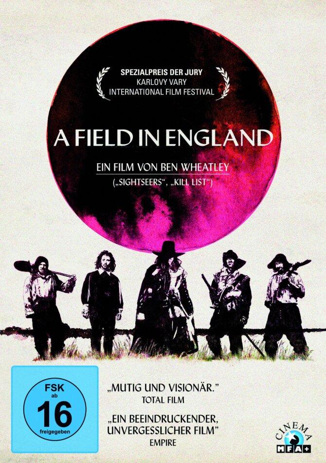 A Field in England (2013) (s/w)