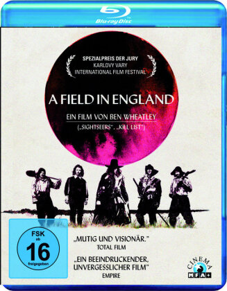 A Field in England (2013) (s/w)