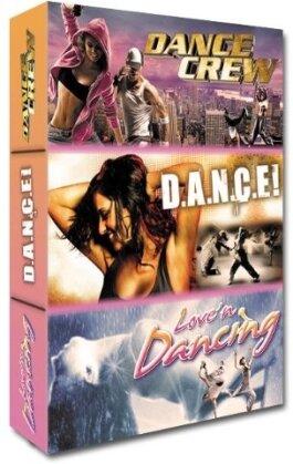 Coffret Dance - Dance Crew / Dance! / Love'n Dancing (3 DVDs)