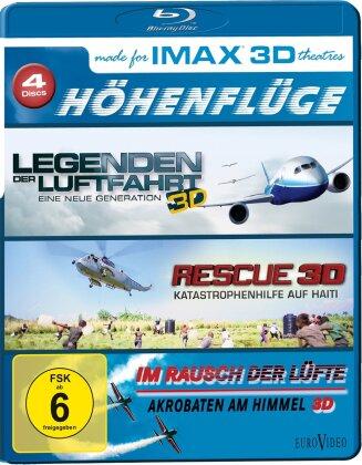 IMAX: Höhenflüge (4 Blu-ray 3D)