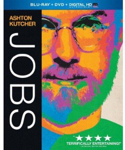 Jobs (2013) (Blu-ray + DVD)