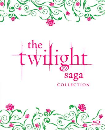The Twilight Saga - Collection (5 Blu-rays)