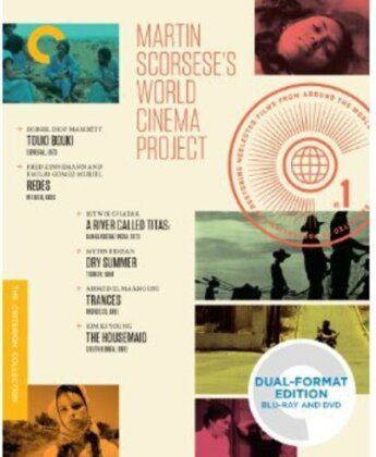 Martin Scorsese's World Cinema Project (Criterion Collection, 9 Blu-rays)