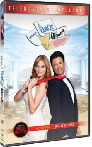 Por que el amor manda (4 DVDs)