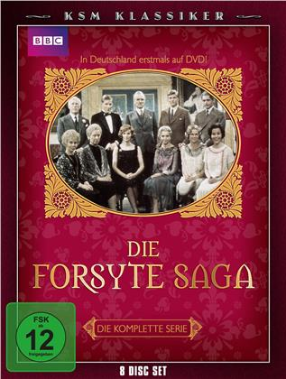 Die Forsyte Saga - Die komplette Serie (1967) (8 DVDs)