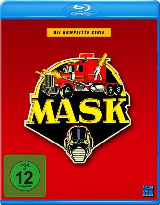 MASK - Die komplette Serie (2 Blu-rays)