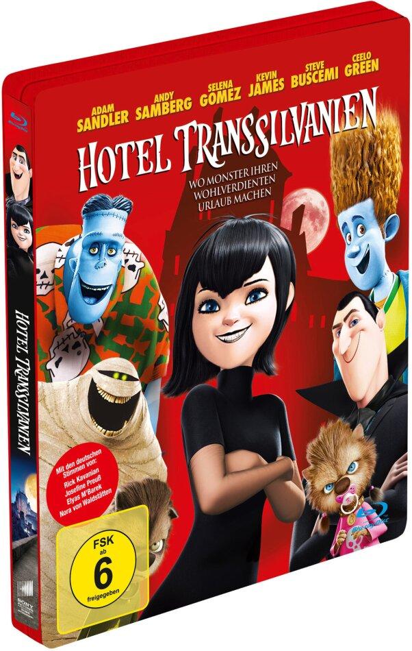 Hotel Transsilvanien (2012) (Edizione Limitata, Steelbook)