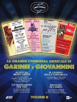 La grande commedia musicale di Garinei e Giovannini - Vol. 2 (3 DVDs)