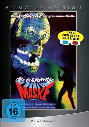 Die teuflische Maske - (Limited Edition / 3D-Version inkl. 2 3D-Brillen) (1961) (s/w)