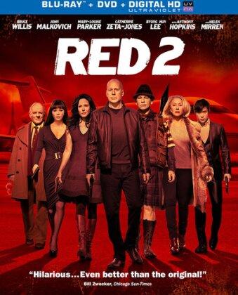 Red 2 (2013) (Blu-ray + DVD)