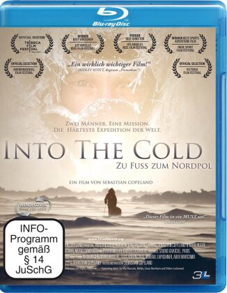 Into the Cold - Zu Fuss zum Nordpol