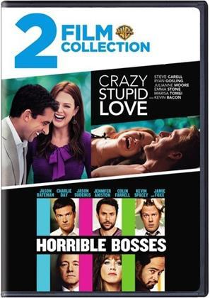 Crazy Stupid Love / Horrible Bosses (Double Feature, 2 DVDs)
