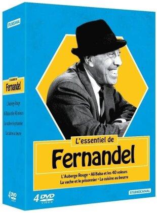 Fernandel - L'essentiel (4 DVDs)