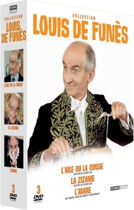Louis de Funès (1976) (3 DVDs)