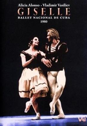 Orchestra Of The Grand Theatre Of Havana, José Ramón Urbay, … - Adam - Giselle (VAI Music)