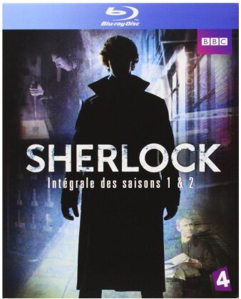 Sherlock - Intégrale des saisons 1 & 2 (BBC, 3 Blu-rays)