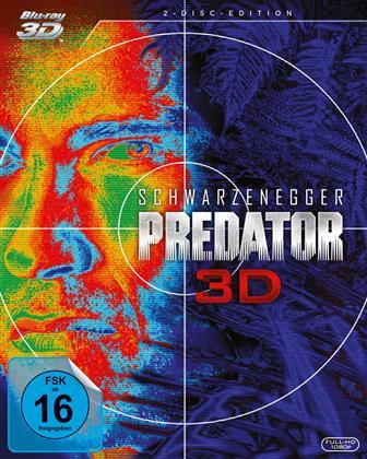 Predator (1987) (Blu-ray 3D + Blu-ray)
