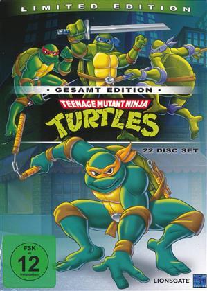Teenage Mutant Ninja Turtles - Die komplette Serie (Gesamtedition, Limited Edition, 22 DVDs)