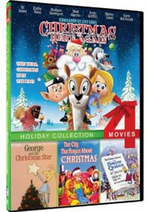 Holiday Collection: 4 Movies