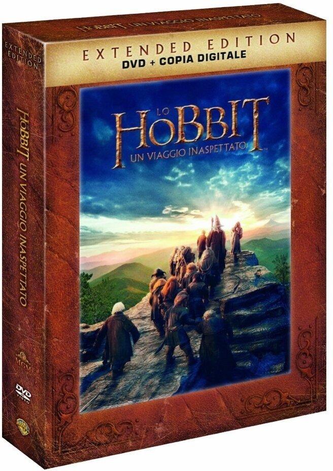 Lo Hobbit - Un viaggio inaspettato (2012) (Extended Edition, 5 DVDs)