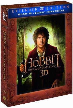 Lo Hobbit - Un viaggio inaspettato (2012) (Extended Edition, 5 Blu-ray 3D (+2D))