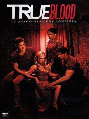 True Blood - Stagione 4 (5 DVD)