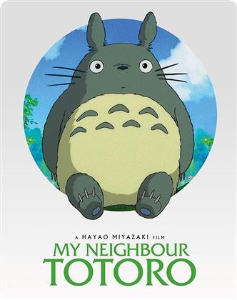 My Neighbour Totoro (1988) (Steelbook, Blu-ray + DVD)
