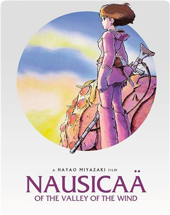 Nausicaä of the Valley of the Wind (1984) (Steelbook, Blu-ray + DVD)