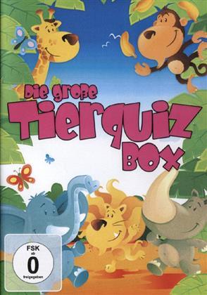 Die grosse Tierquiz Box (4 DVDs)