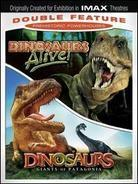 Dinosaurs Alive! / Dinosaurs: Giants of Patagonia - Prehistoric Powerhouses Double Feature (2 Blu-rays)