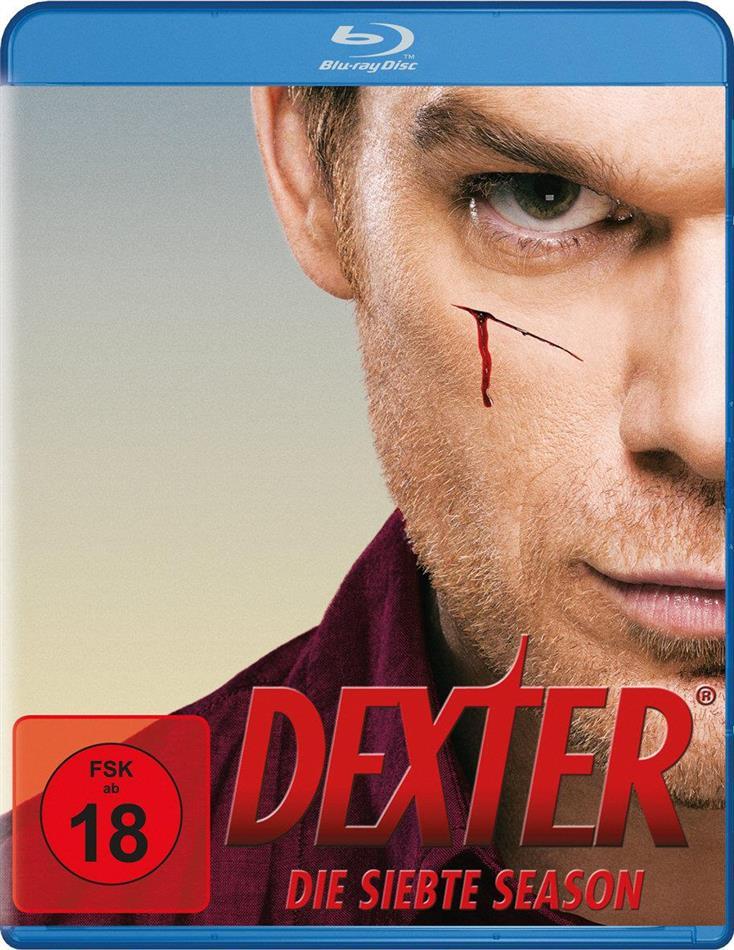 Dexter - Staffel 7 (4 Blu-ray)