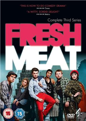 Fresh Meat - Season 3 (3 DVDs)